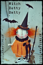 Witch Betty Batty