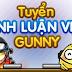 [Gunny world championship 2015] Tuyển bình luận viên gà