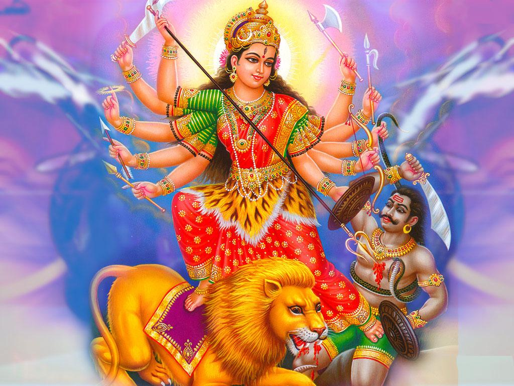 Maa Durga Pictures, Images, Wallpapers Free Download