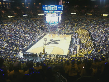 Follow Me For Michigan Basketball Updates