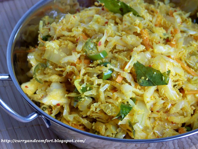 Kitchen simmer sri lankan cabbage mellun sri lankan cabbage mellun forumfinder Choice Image