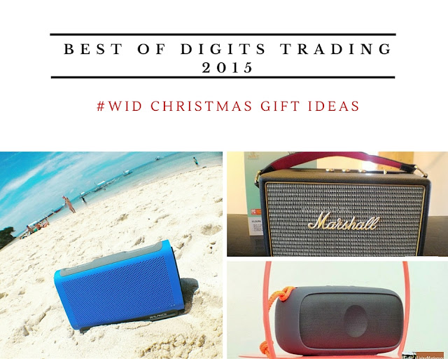 Holiday Gift Ideas: #DigitsOfDigitsTrading Gadget And Lifestyle Products