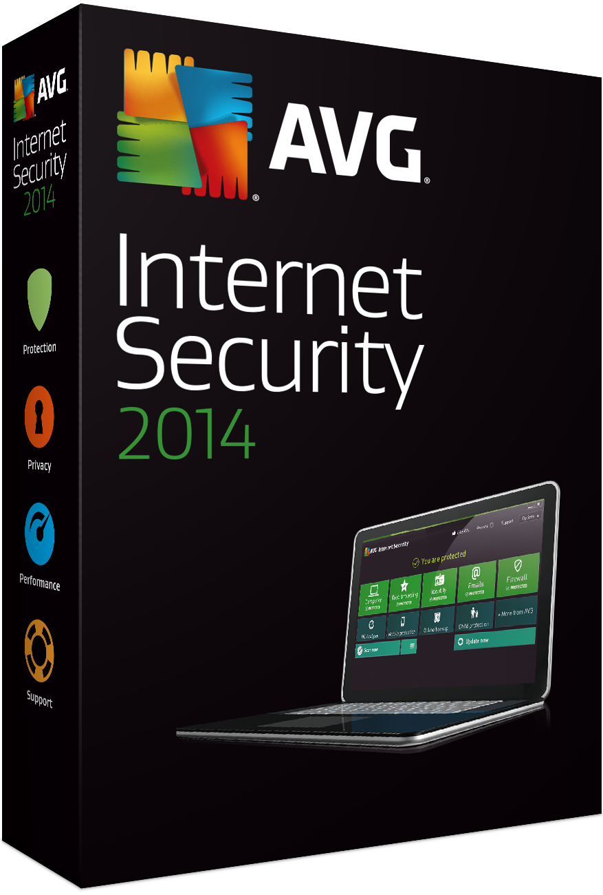 AVG Internet Security 2014 + Serial