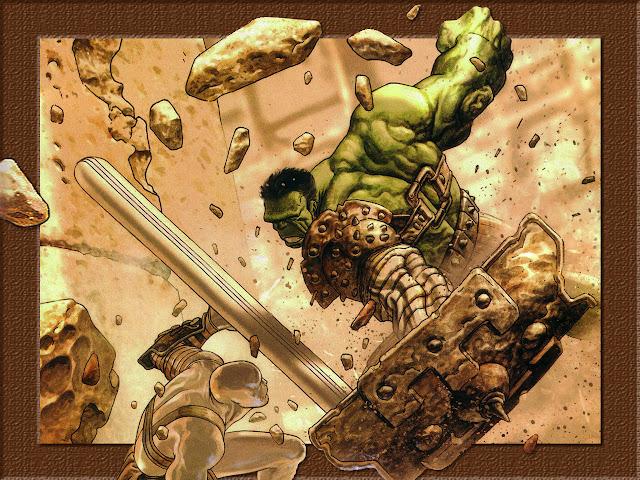 Hulk Planeta Hulk