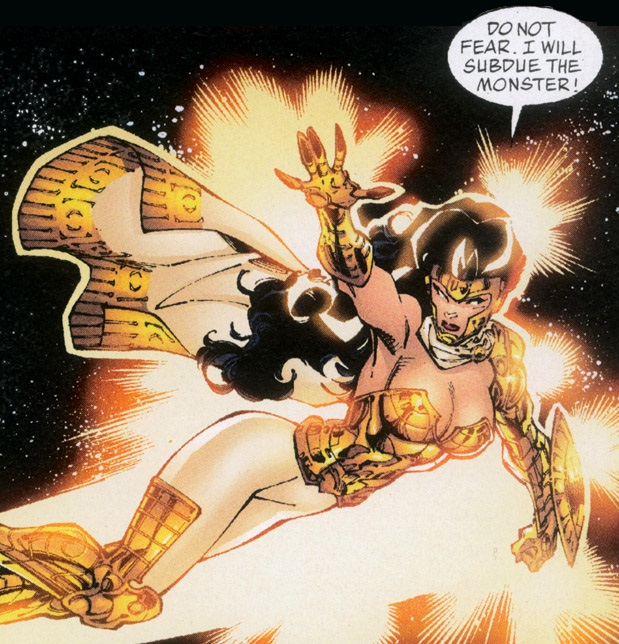 Wonder Woman Comics Quote-7