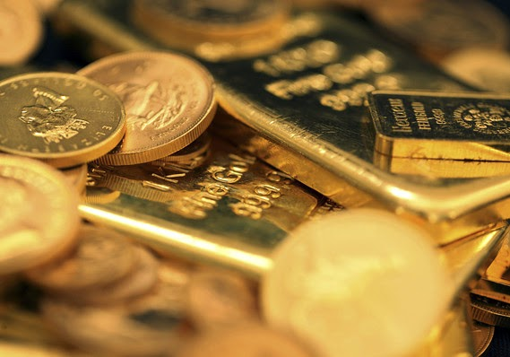 Gold Price Down Five Consecutive Session