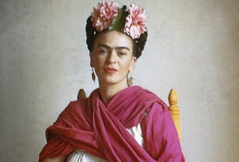 La pintora Frida Kahlo