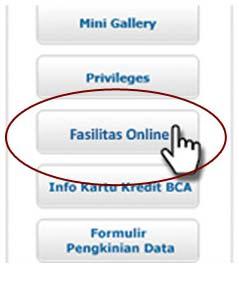 Cara Aktivasi PIN Kartu Kredit BCA Melalui Website