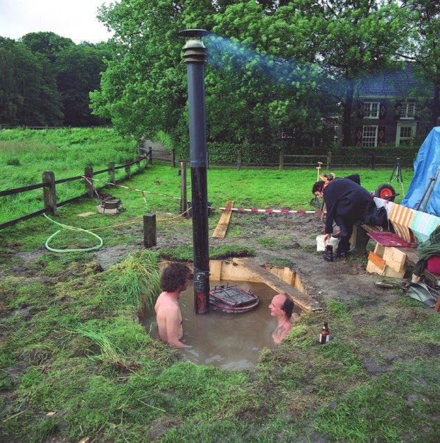 30 Stunning Wood-fired Hot Tubs from Around the World - Heated Up!: 30 Stunning Wood-fired Hot Tubs From Around The World