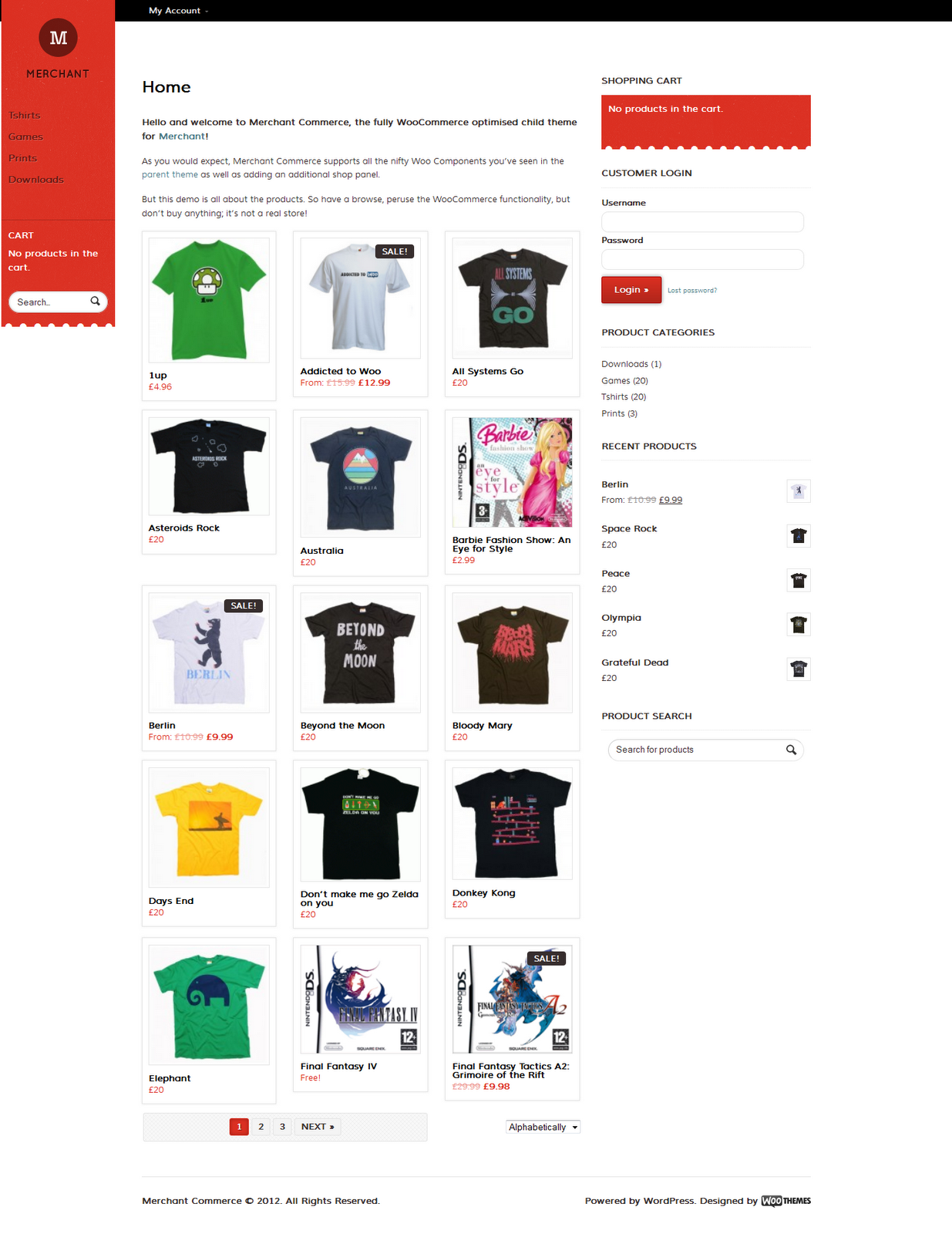 eCommerce-T-Shirt-Templates-for-WordPress-Themes