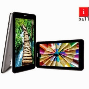 Buy iBALL slide Performance 7236 Tablet 2G Rs. 3933, 3G Rs. 4999 at Amazon