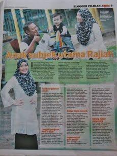 Featured in Utusan Malaysia
