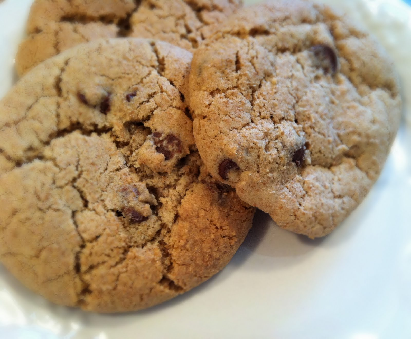 Sowell Life: Whole Wheat Chocolate Chip Cookies