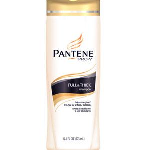 Pantene thickening shampoo reviews