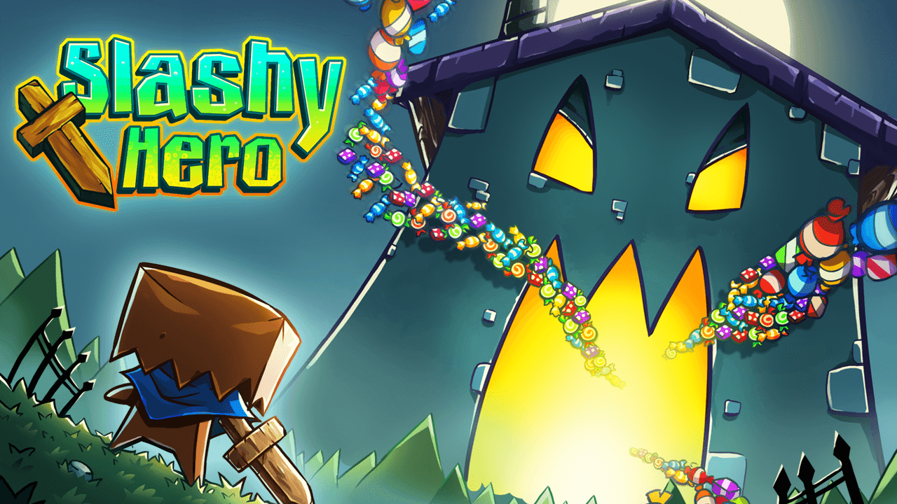 Slashy Hero Gameplay IOS / Android