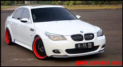 Modification BMW 530i E60
