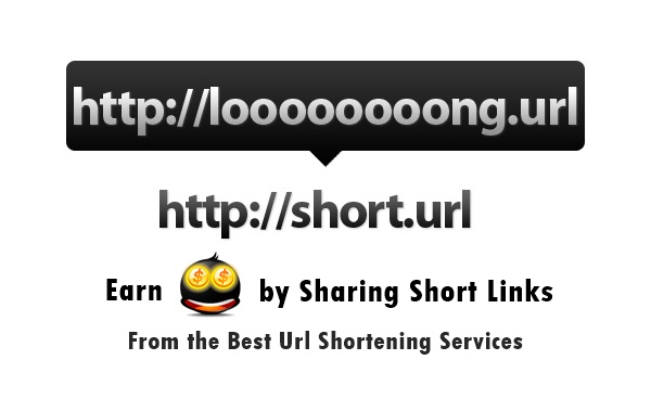 Earn Money by Sharing Short Links from the Best Url Shortening Services