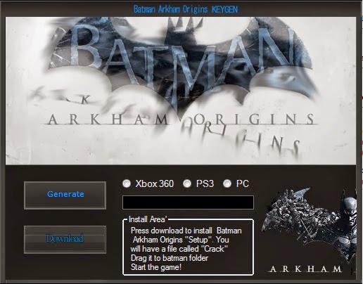 serial key batman arkham city pc