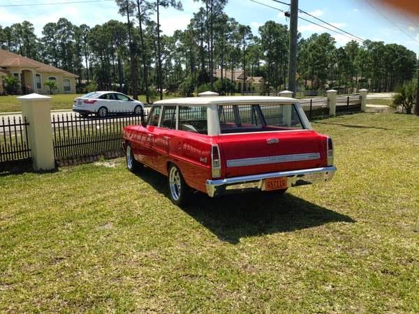 1966 Nova Muscle Car Wagon for Sale - Buy American Muscle Car