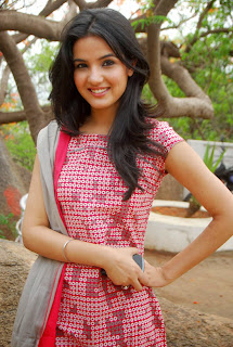 Actress Jasmin Bhasin Picture Gallery at Dil Kabaddi Opening  7.JPG