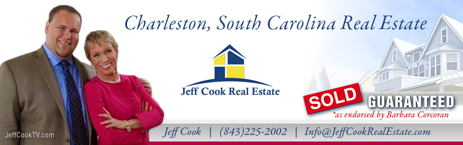 Charleston SC Real Estate Video Blog with Jeff Cook
