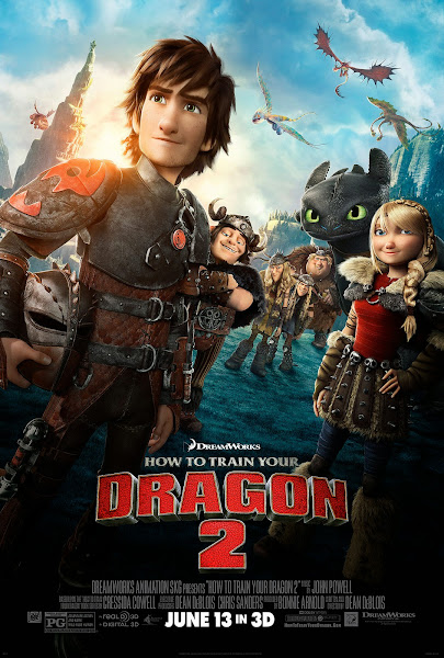 How to Train Your Dragon 2 (2014) BluRay Subtitle Indonesia