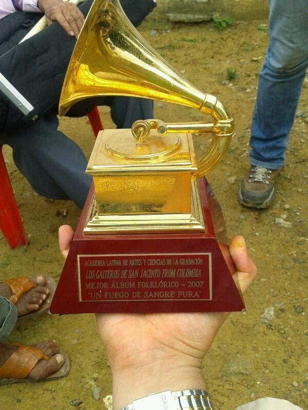 Grammy 2007 Gaiteros de San Jacinto