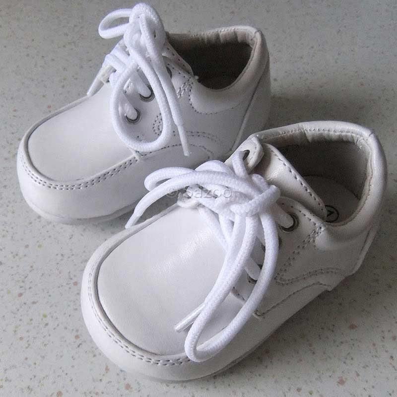 Zapatos de Bautizo, Niños.