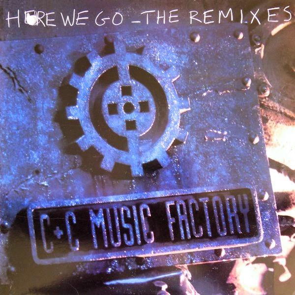 de lo mejor c c music factory here we go the remixes 12 39 39 vinilo 1991. Black Bedroom Furniture Sets. Home Design Ideas