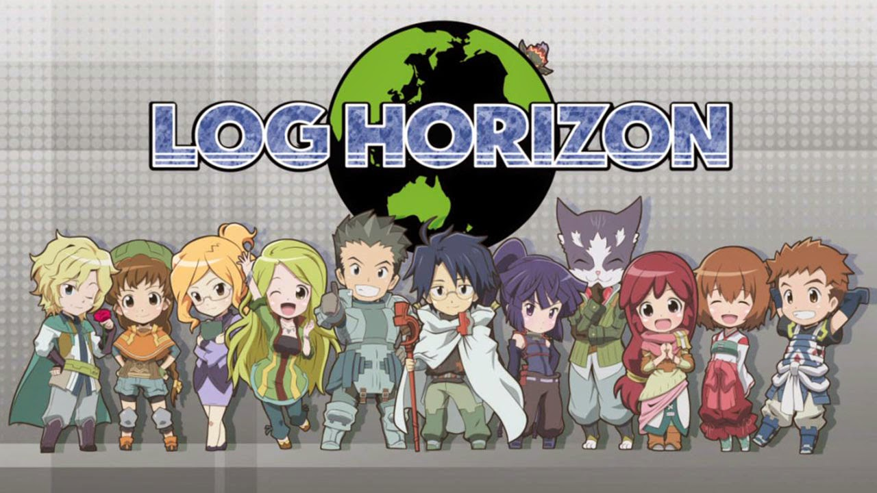 Living Myth - Log Horizon