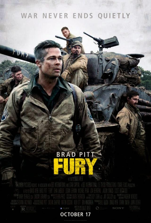 Fury (2014) de David Ayer