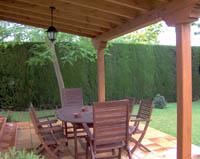 Pergolas sevilla pergolas de madera mayo 2011 - Pergolas de madera en sevilla ...