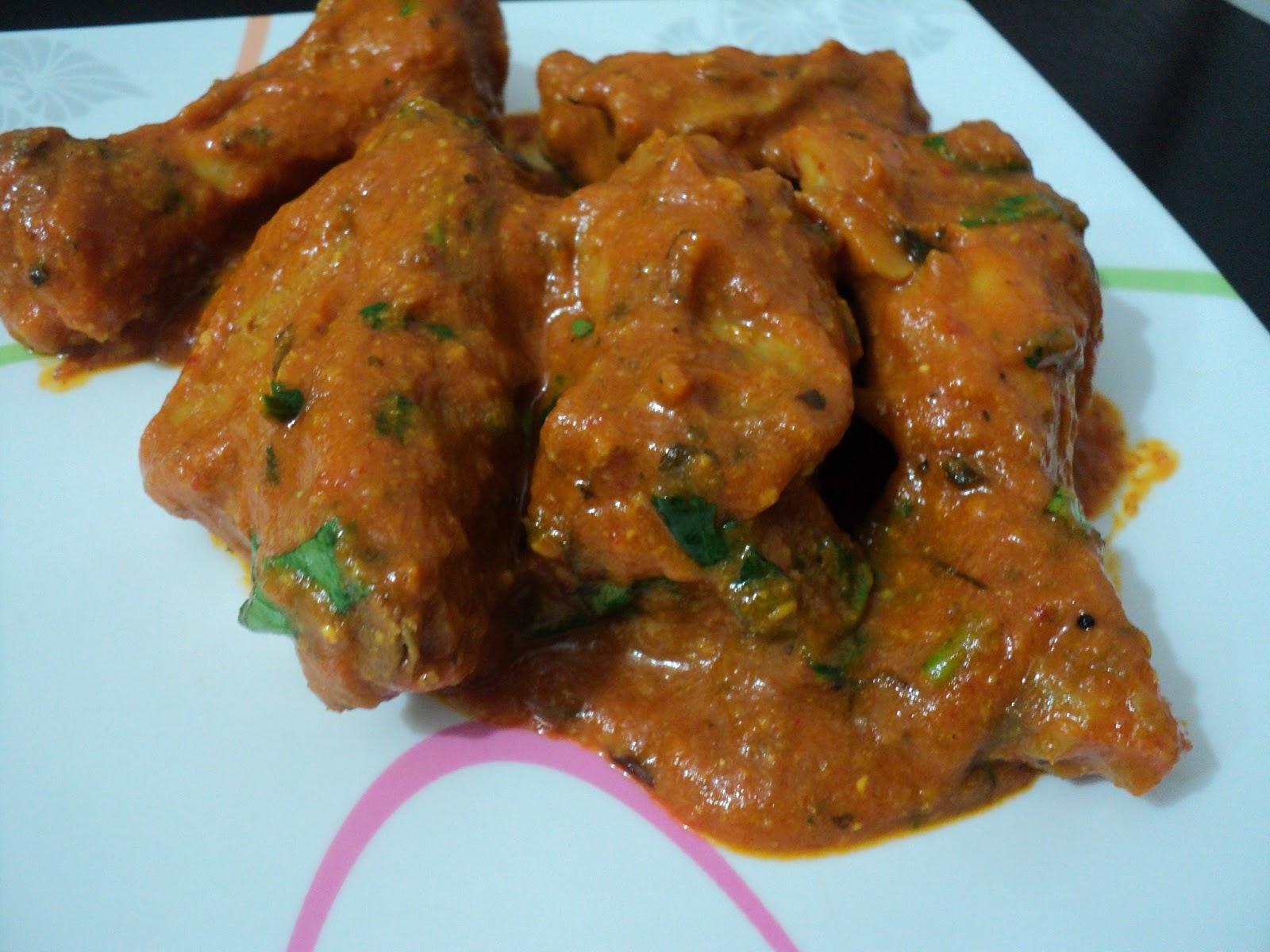 Oriyarasoi - The cosmopolitan Odia's Kitchen !: Kashmiri Chicken Korma
