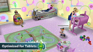 Download The Sims FreePlay MOD APK+DATA
