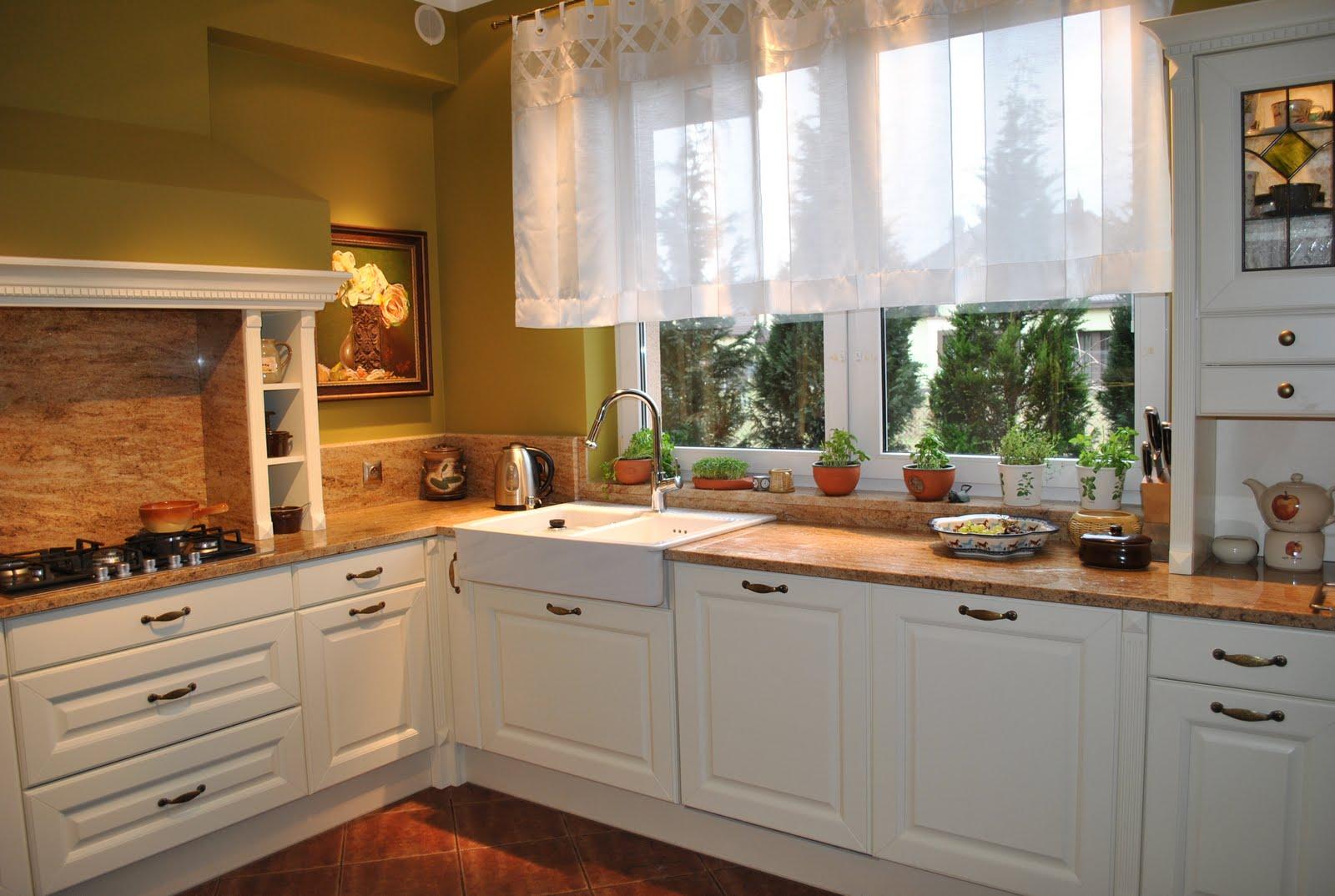 English Country Style Kitchen Mtdesign