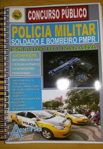 Apostila Concurso Polícia Militar do PR