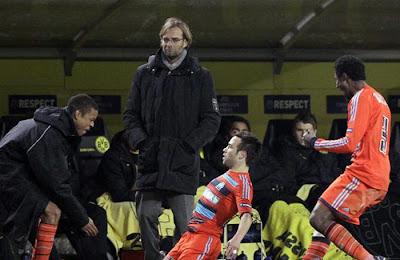 Borussia Dortmund 2 - 3 Marseille (1)