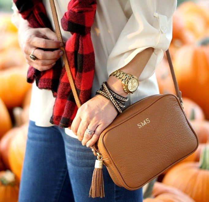Gigi New York Madison Crossbody
