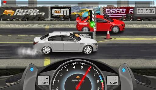 لعبة Drag Racing