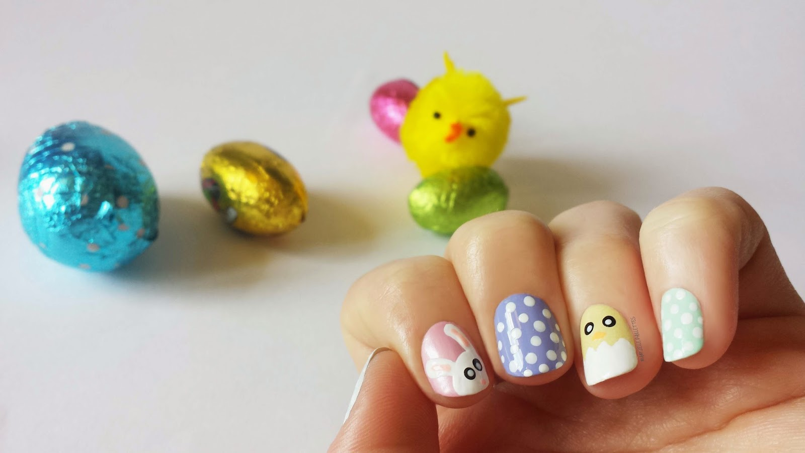 Tuto nail art