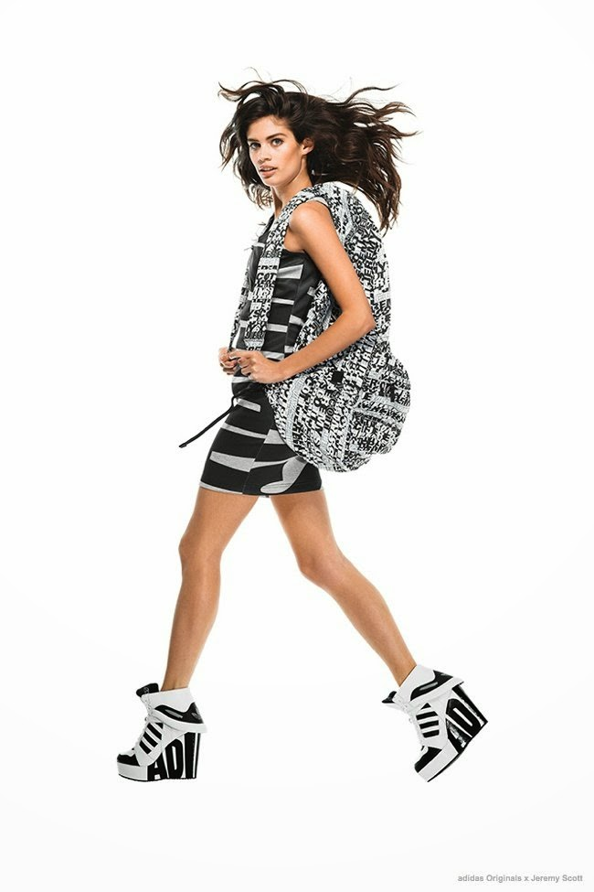 Jeremy Scott x Adidas Originals Fall/Winter 2014