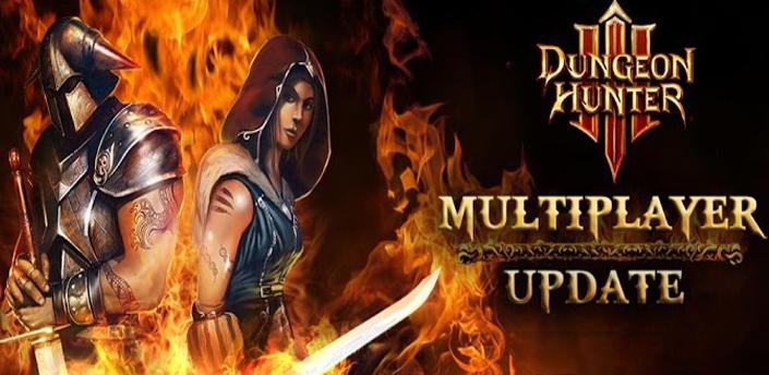 Download - Dungeon Hunter 3 v1.5.0 Apk + Data [Mod Money / Gems]