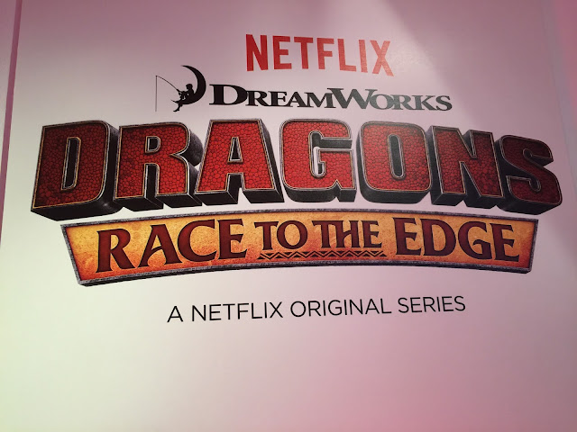 Netflix Race to Dragons Edge