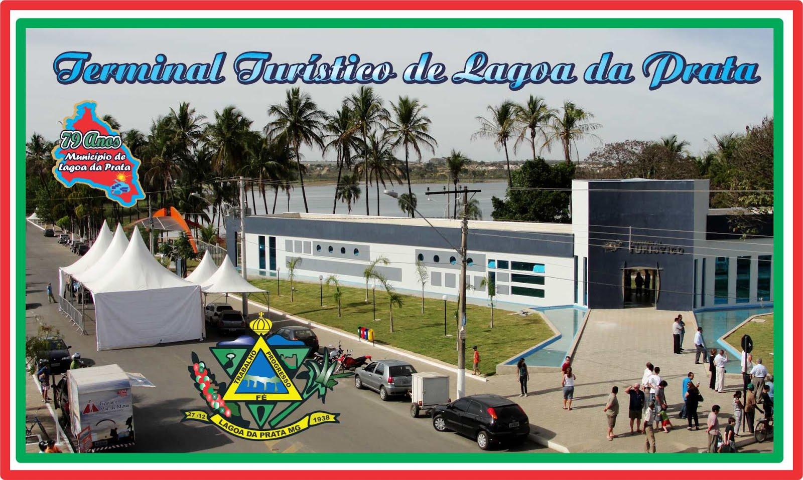 Terminal Turístico de Lagoa da Prata