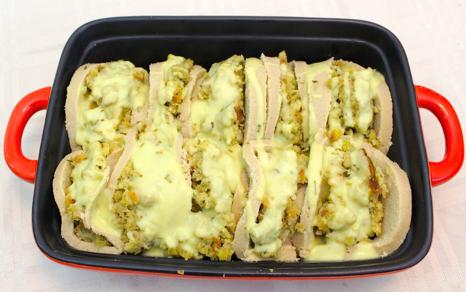 Kylee melo rd christmas turkey taco loaf this is the worthington veggie turkey loaf that can be used in the recipe you can always use whatever veggie turkey you want to slice up for this recipe forumfinder Image collections