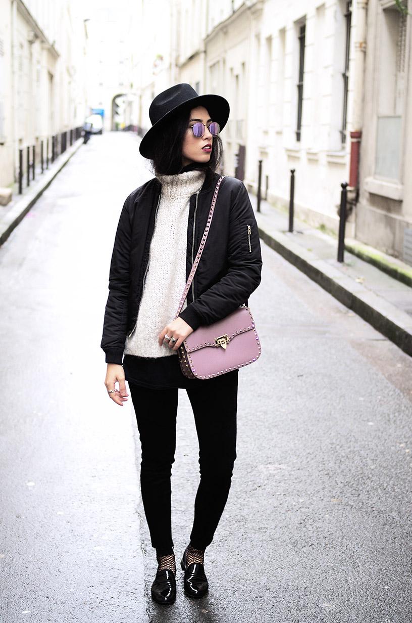 Elizabeth l casual layering outfit blog mode l Zara Asos Stradivarius l  THEDEETSONE l http
