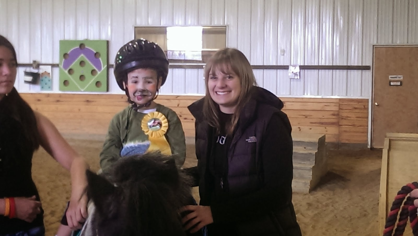 Equestrian Connections - Hippo Therapy