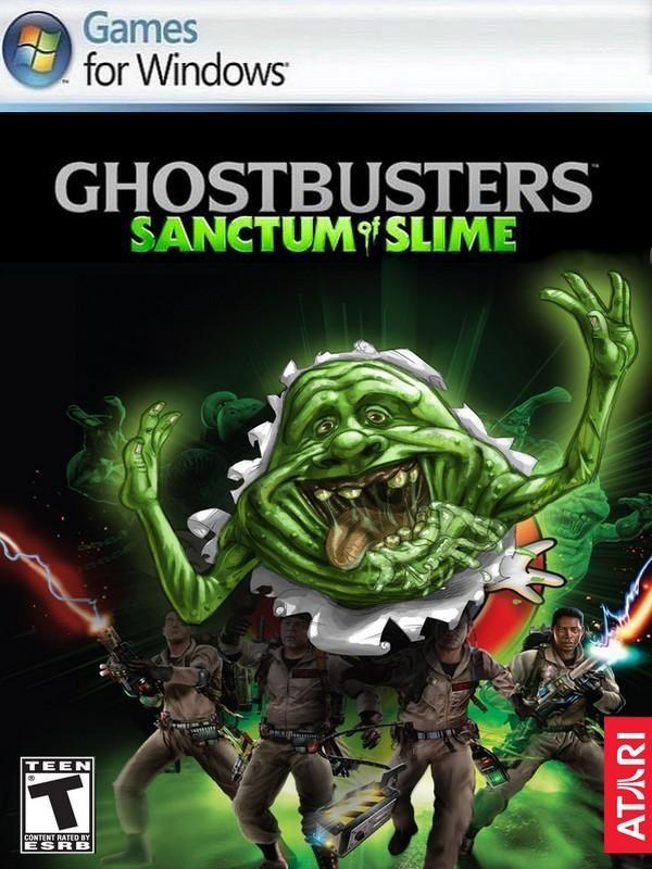free ghostbusters game download for pc