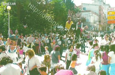 Fiestas de Binéfar.
