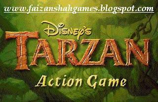 Tarzan game online